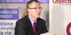 Stéphane Méjean, directeur commercialisation directe de Mutex, société d'assurance à capitaux exclusivement mutualistes