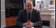 Le préfet Alain Régnier sur la comparaison des systèmes d'aides en France et aux USA. / DR