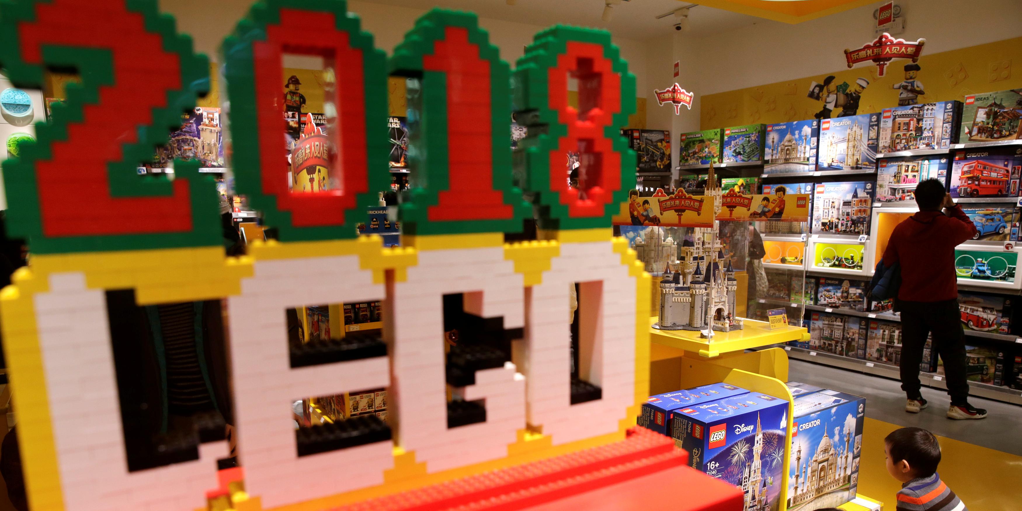 Jeux vidéo : Tencent s'associe à... Lego