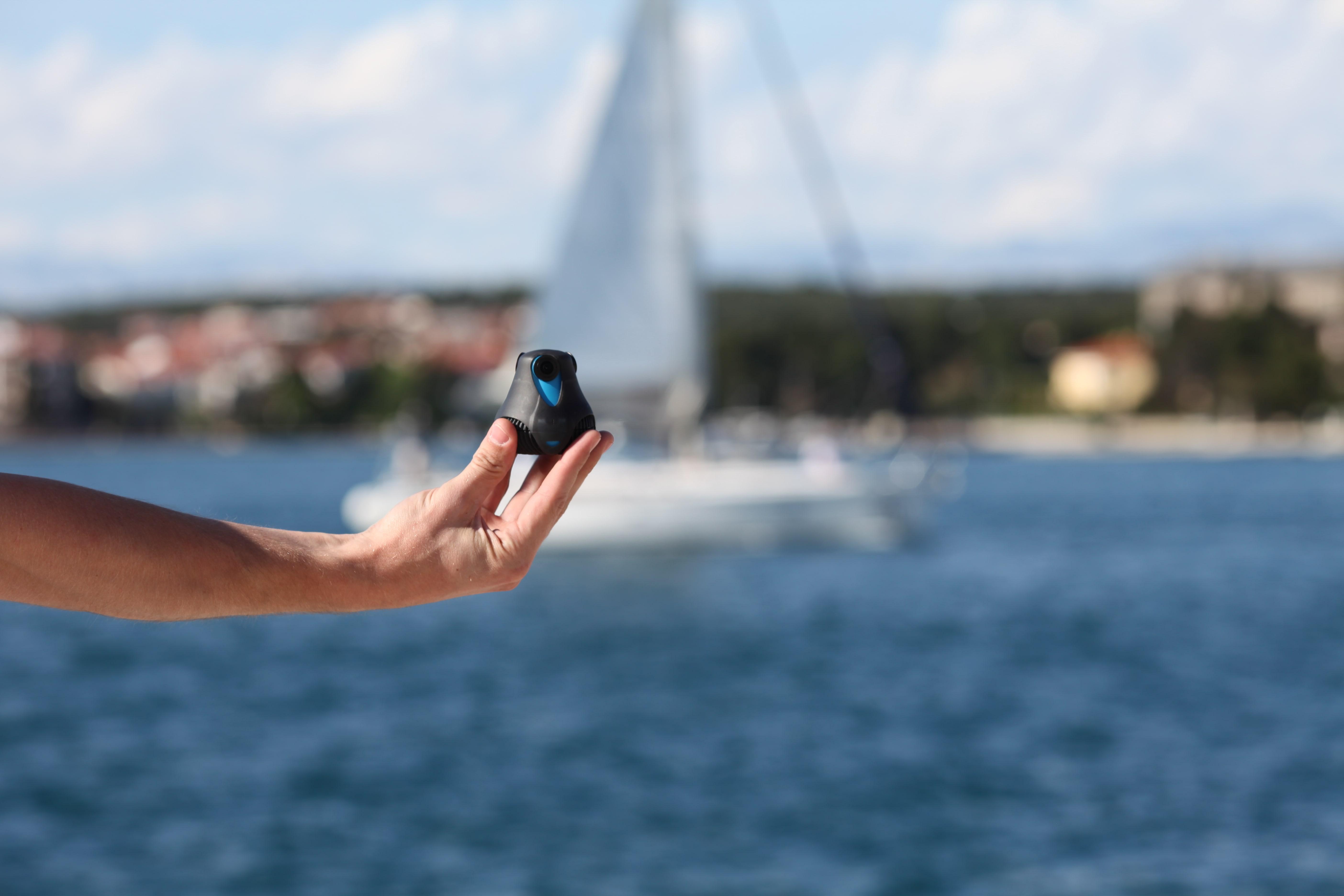 Giroptic, pionnier des caméras 360°, met la clé sous la porte