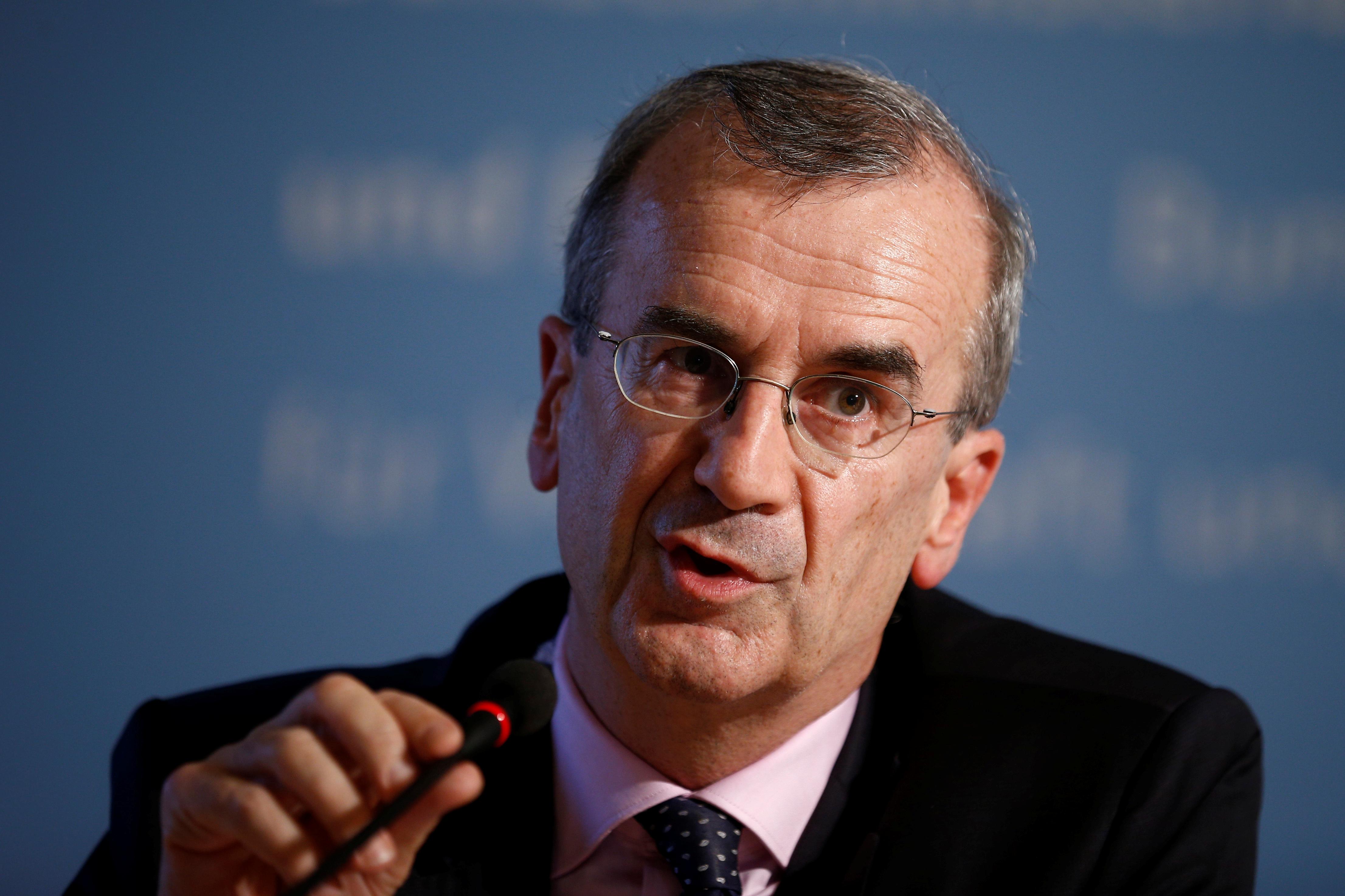 BCE : les taux ont probablement atteint leur point bas selon le gouverneur de la Banque de France