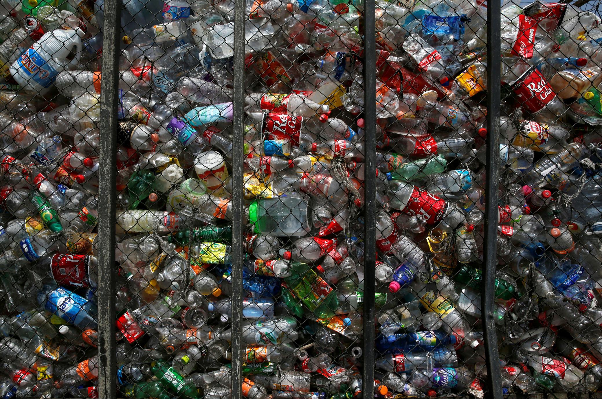 Plastique: les marchés européens du recyclage sous le choc du coronavirus