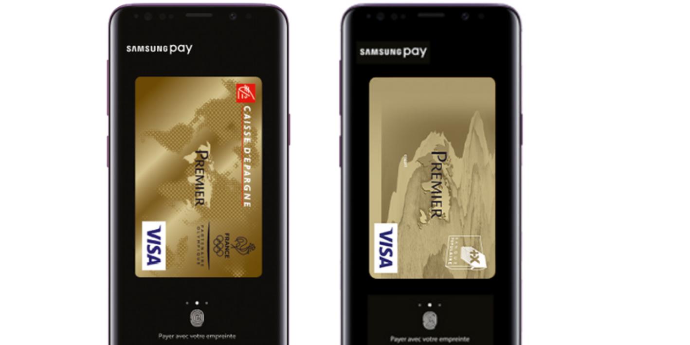 Samsung Pay Debarque En France Chez Banque Populaire Et Caisse D Epargne