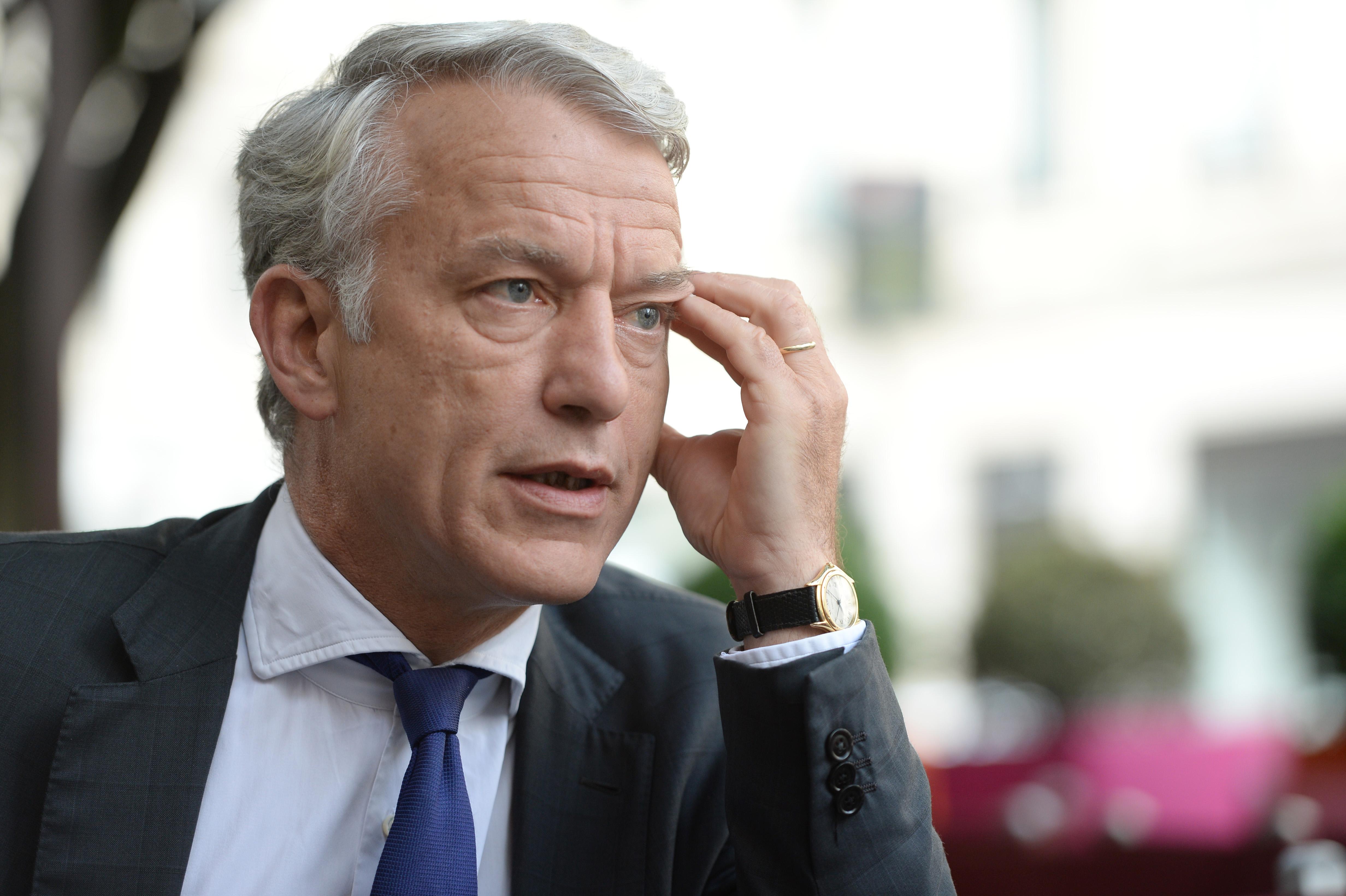 élection Du Medef Alliance Autour De Patrick Martin Pour Contrer