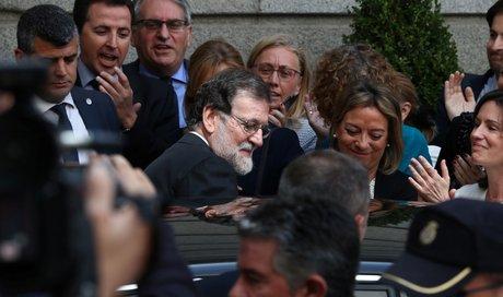 Mariano Rajoy, PP, parlement espagnol,
