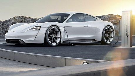 Mission E de Porsche