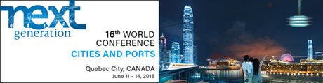 Conference cities and ports, Quebec, bandeau,