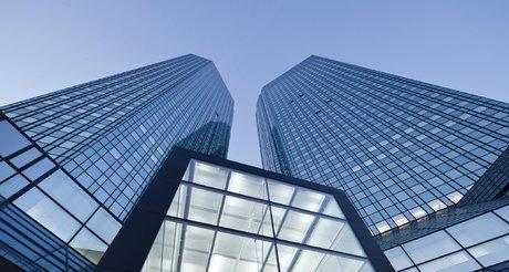 Deutsche Bank HQ Francfort