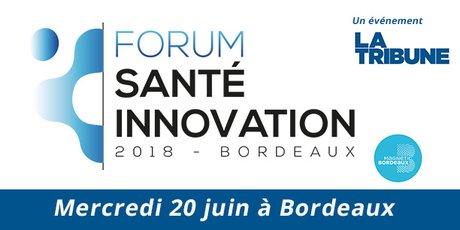 Visuel Forum Santé Innovation 2018
