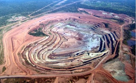 mine de Catoca