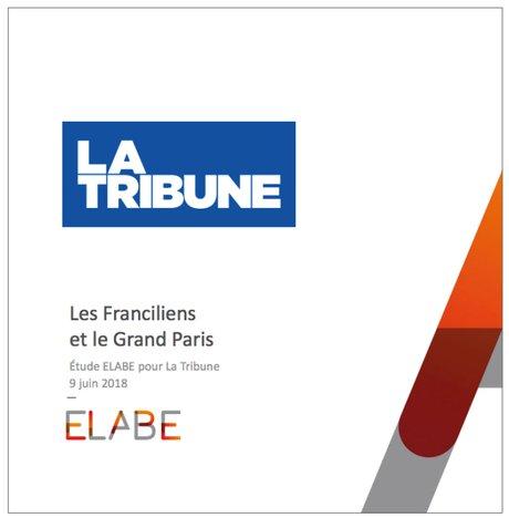 Capture d'écran sondage Elabe Grand Paris 2