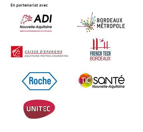 Partenaires forum Santé Innovation