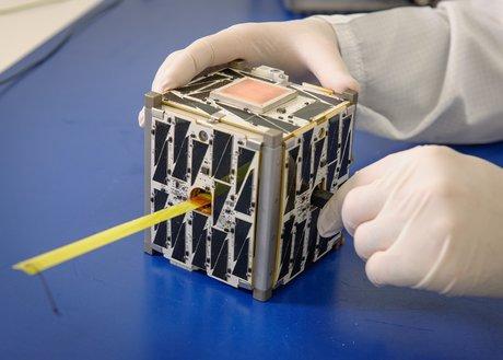 Nanosatellites ou Cubesats