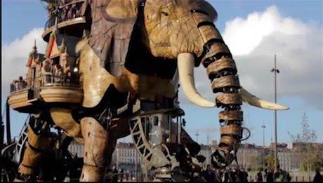 grand elephant nantes