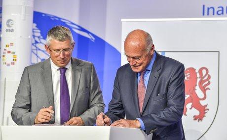 ArianeGroup signature convention