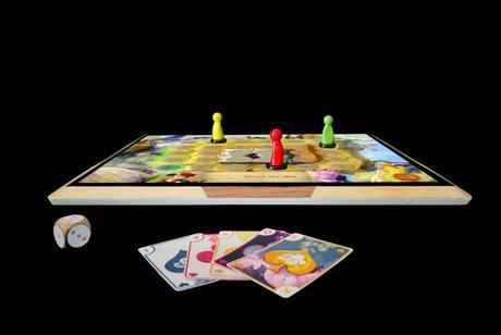 Console de jeu Wizama
