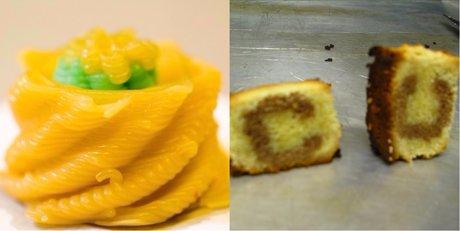 pates cookies impression 3D