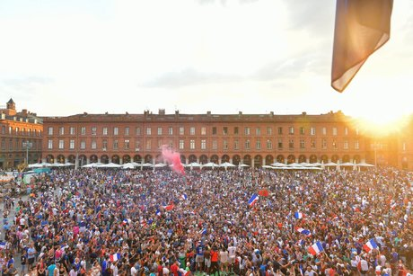 Fan Zone Toulouse