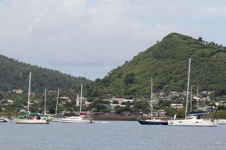 La ley de tierras está restringida a Mayotte para combatir la inmigración