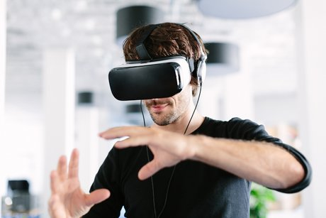 Oculus, réalité virtuelle