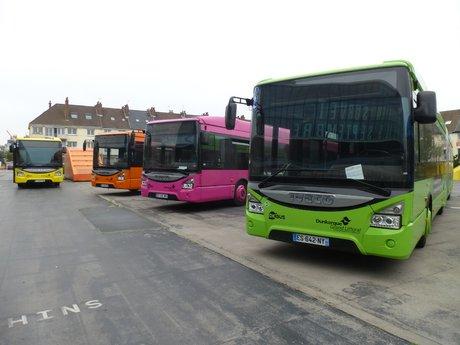 bus Dunkerque