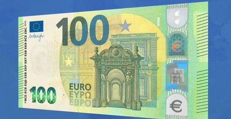 Billets 100 euros Europe BCE