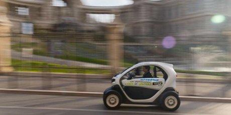 Le service de location de véhicules électriques Totem Mobi à Montpellier