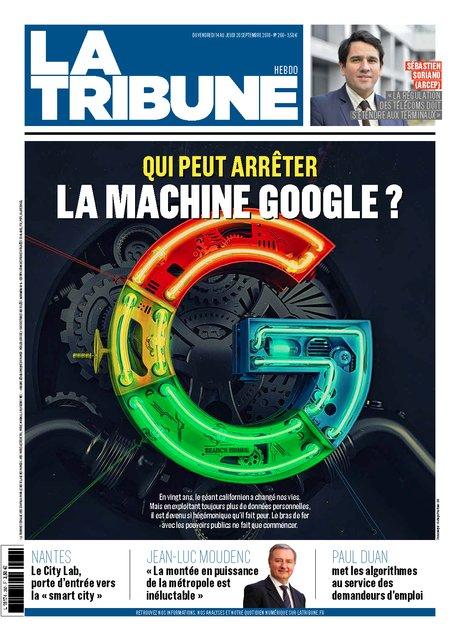 H260, couv, La Tribune Hebdo,