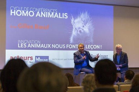 Gilles Boeuf Homo Animalis