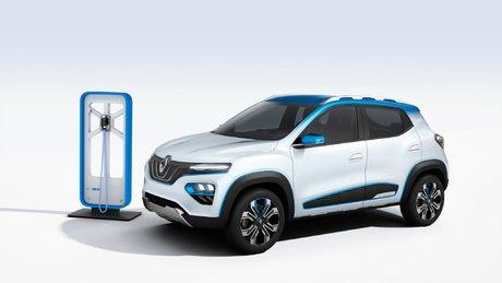 Renault K-ZE, voiture électrique
