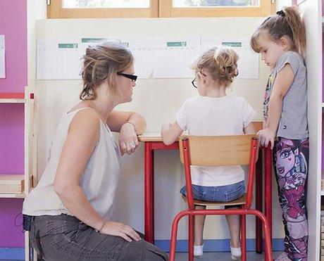 éducation, école Montessori
