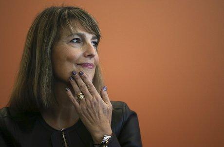 Carolyn McCall, DG du groupe britannique de TV privée ITV, ancienne d'Easyjet et du Guardian