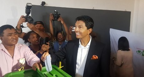 Andry Rajoelina élection Madagascar