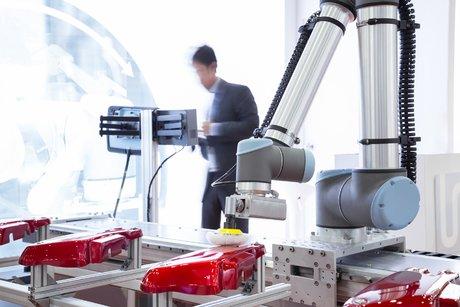 robotisation, robots, industrie