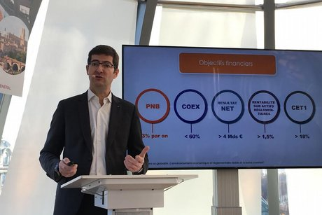 Nicolas Théry Crédit Mutuel Alliance fédérale