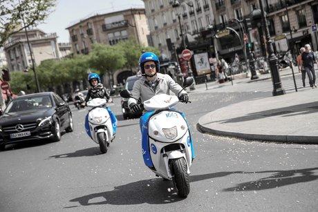 Scooters électriques, Cityscoot, mobitech