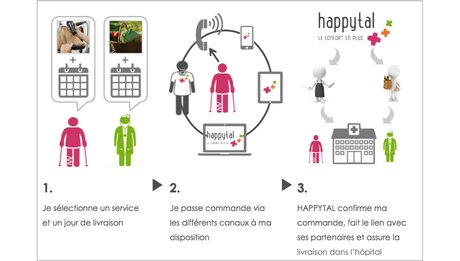 infographie Happytal