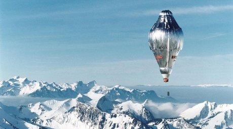 Bertrand Piccard, exploration, tour du monde