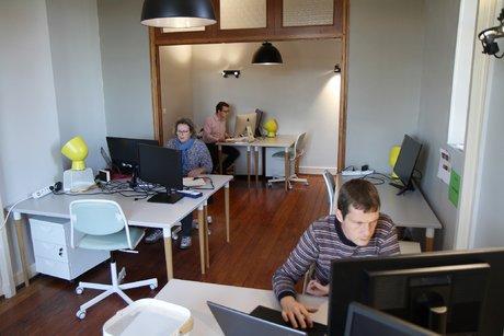 Coworklisson, Gorges, coworking, télétravail