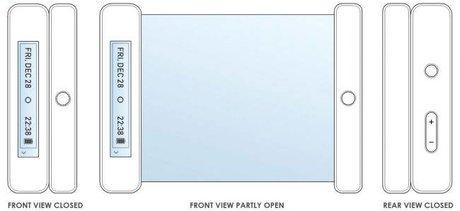 LG écran enroulable