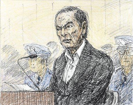 Carlos Ghosn, Renault, Nissan, tribunal, Tokyo,
