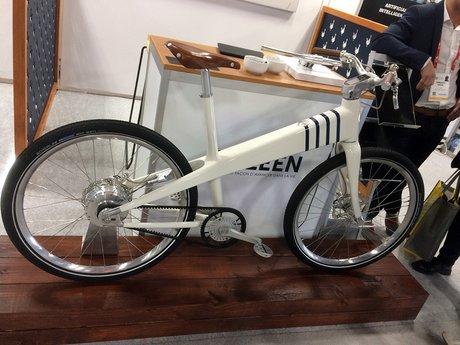 Vélo Coleen