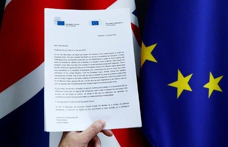 Brexit, UE