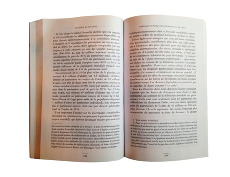 Piketty, inégalités, pages 698-699
