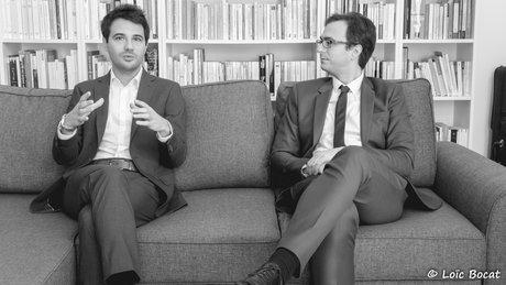 Jean-Baptiste Guignard & Thomas Amilien