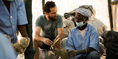 Matahi, start-up montpelliérain inventeur du jus de fruit de baobab