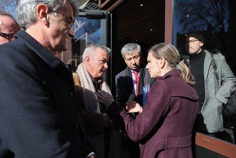Agnès Pannier-Runacher à Toulouse