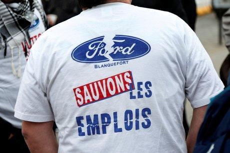 Le plan social de l'usine ford de blanquefort homologue