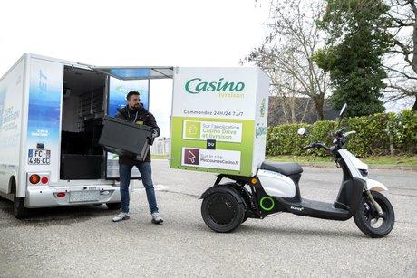 Casino hub mobile de Pessac