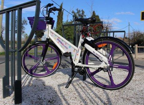 Vélos Indigo Weel Bordeaux